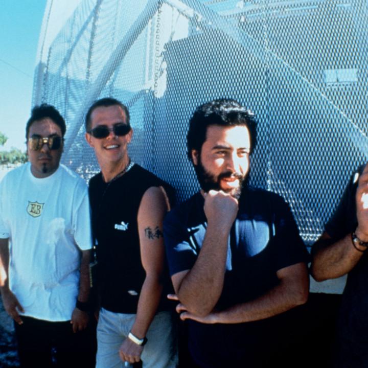 Molotov—Pressefotos 2004