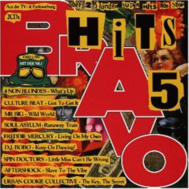 BRAVO Hits 5