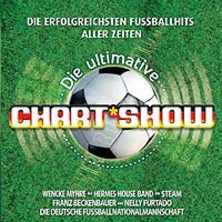 Die Ultimative Chartshow - Fussball-Hits