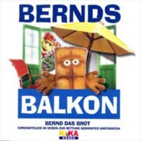 Bernd Das Brot, Bernds Balkon, 00602498211397