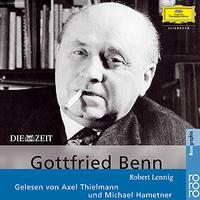 Wolfgang Emmerich, Gottfried Benn