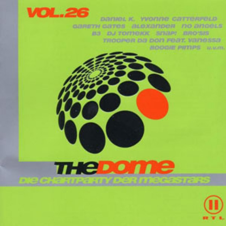 THE DOME (Vol. 26)