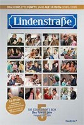 Lindenstraße, Lindenstraße Collector's Box Vol.5 - Das 5.Jahr, 04032989601387
