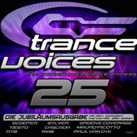 Trance Voices, Trance Voices Vol. 25, 00600753044834