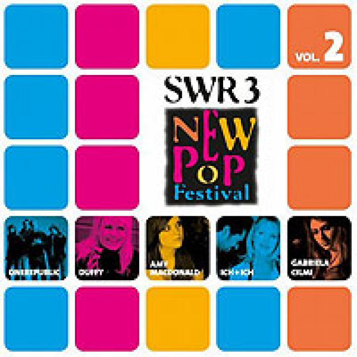 SWR3 New Pop Festival Vol. 2