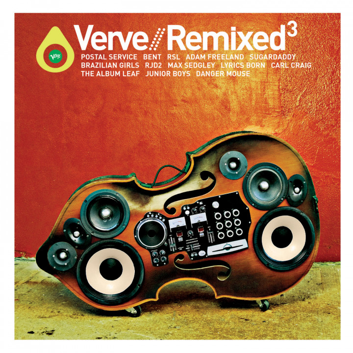 Verve Remixed 3 - Cover