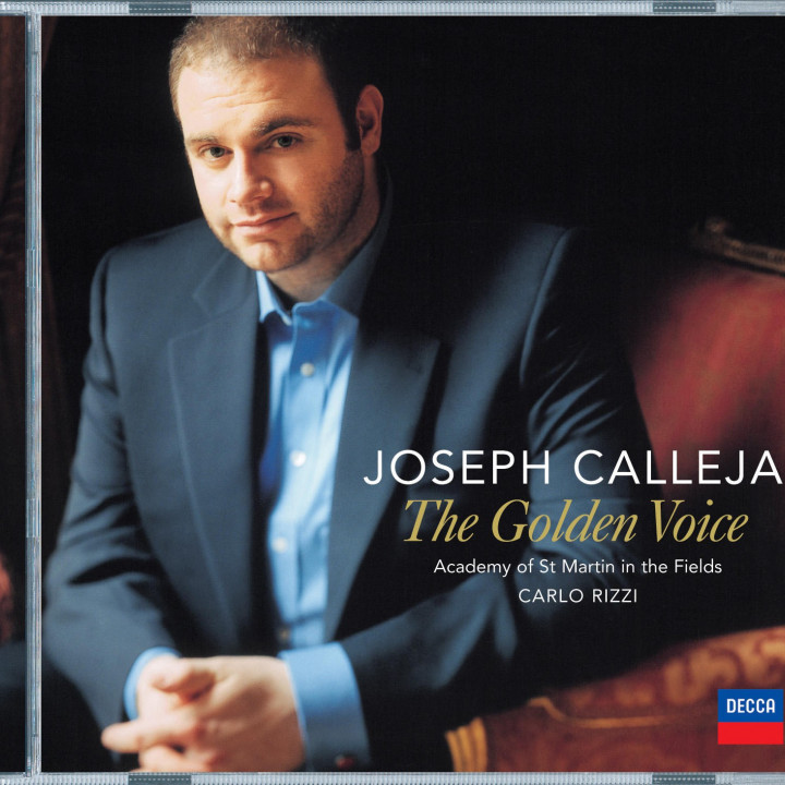 Jospeh Calleja: The Golden Voice