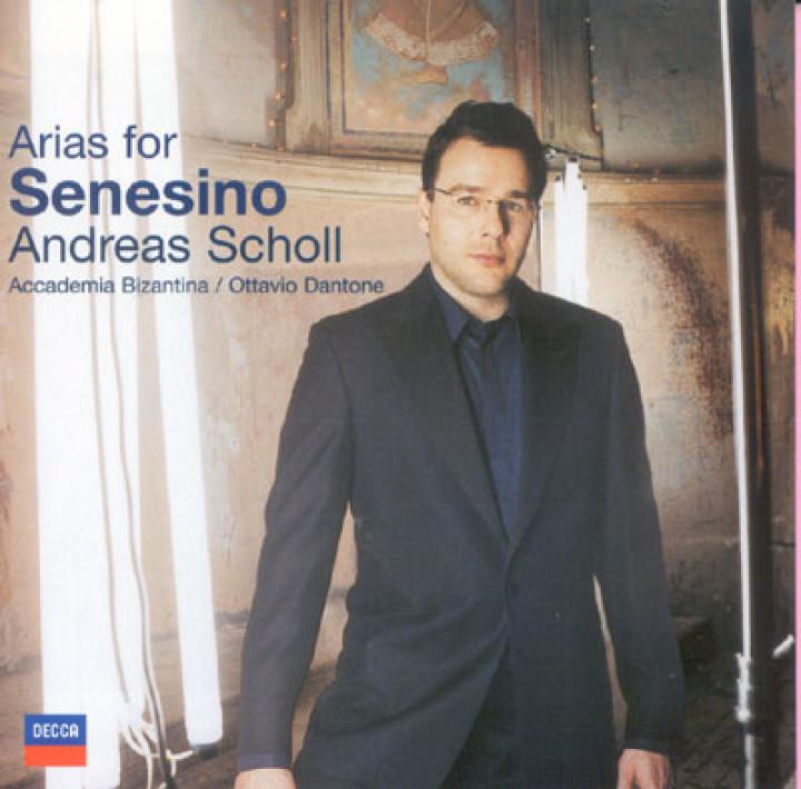 Andreas Scholl: Senesino