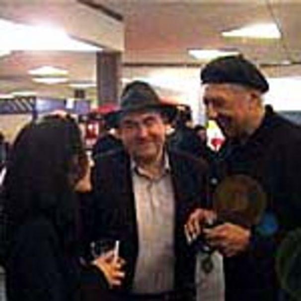 Charles Lloyd, Jazz Award für Charles Lloyd!
