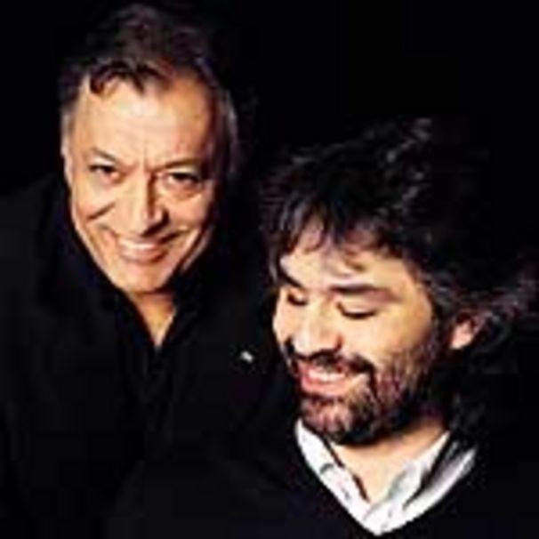 Andrea Bocelli, Dinner für ein Dreigestirn