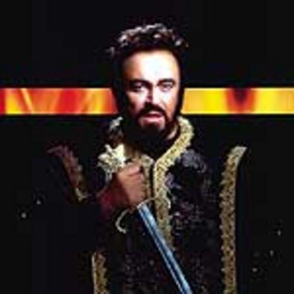 Luciano Pavarotti, Pavarotti Webcast