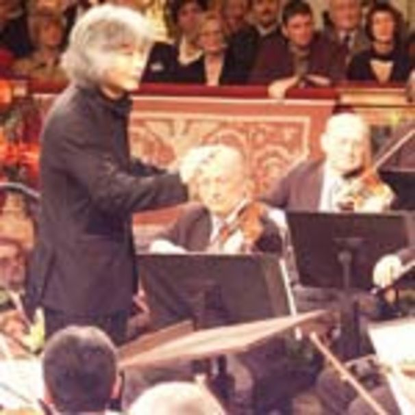 Seiji Ozawa / Wiener Philharmoniker - Neujahrskonzert 2002 / New Year's Concert 2002