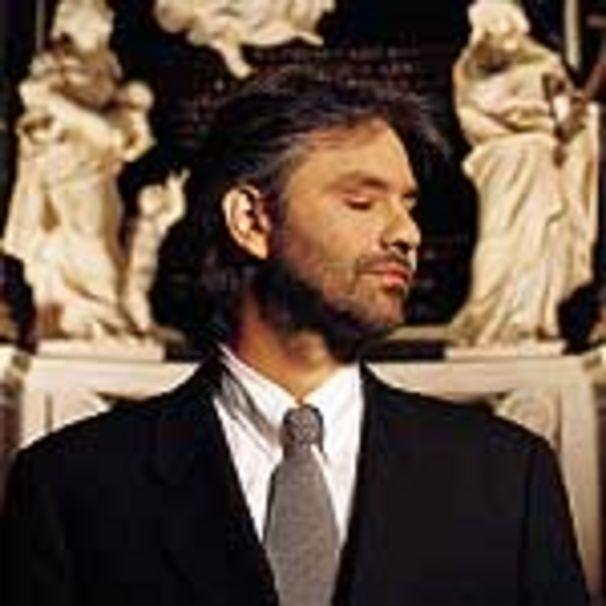 Andrea Bocelli, Andrea Bocelli - Tenor der Herzen: »Arie Sacre« - Mit der Jubiläumshymne des Vatikans auf das Heilige Jahr 2000