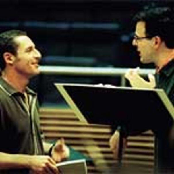 Andreas Scholl, Vivaldi predigt australisch: Andreas Scholl