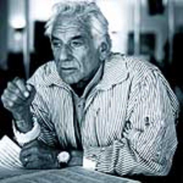 Leonard Bernstein, Dem Leben verfallen: Leonard Bernstein