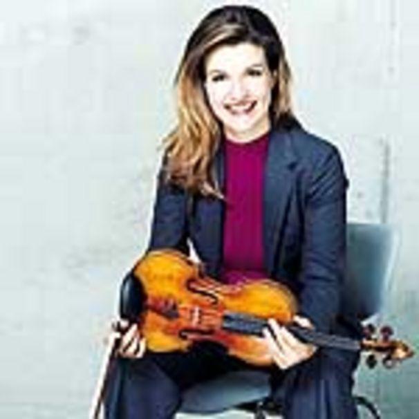 Anne-Sophie Mutter, Eine kurze Geschichte der Zeit: Anne-Sophie Mutters Recital 2000