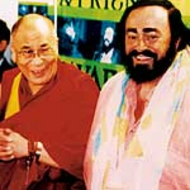 Luciano Pavarotti, Freunde bringen Geld: Pavarotti & Friends