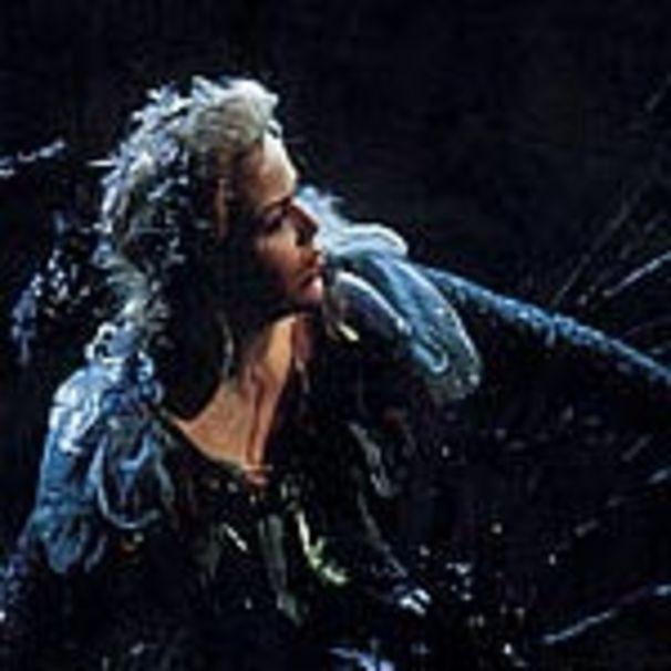 Antonín Dvorák, Die Liebe der Nymphe