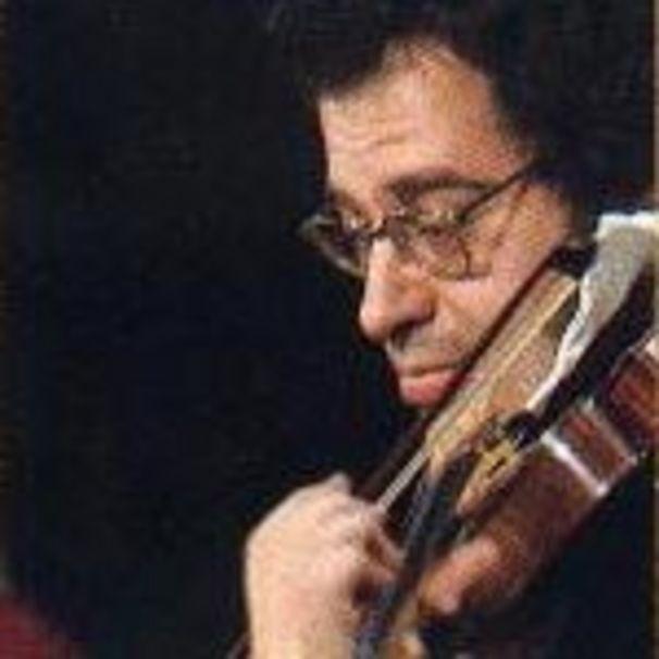 Vladimir Ashkenazy, Freiheit der Violine
