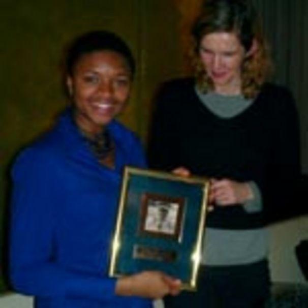 Lizz Wright, Lizz Wright erhält Jazz-Award