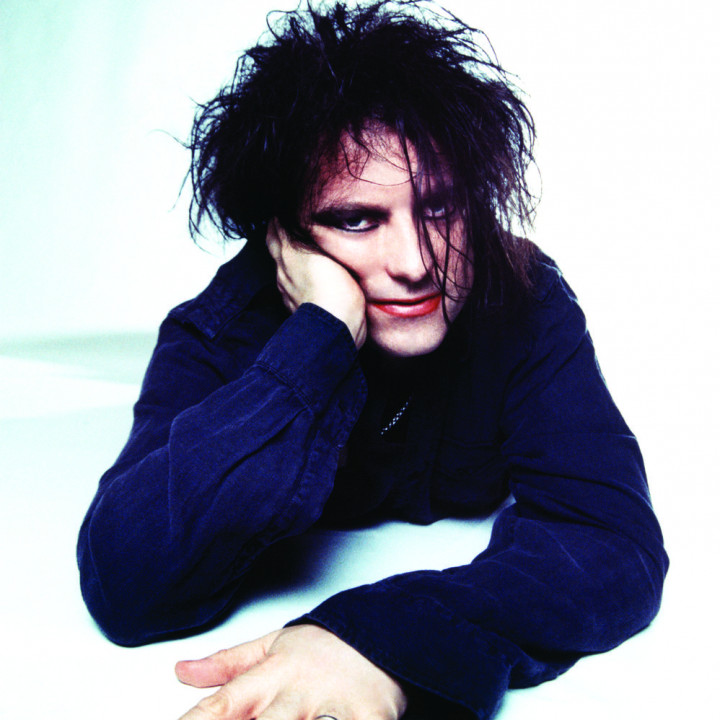 The Cure — Pressefotos 2004