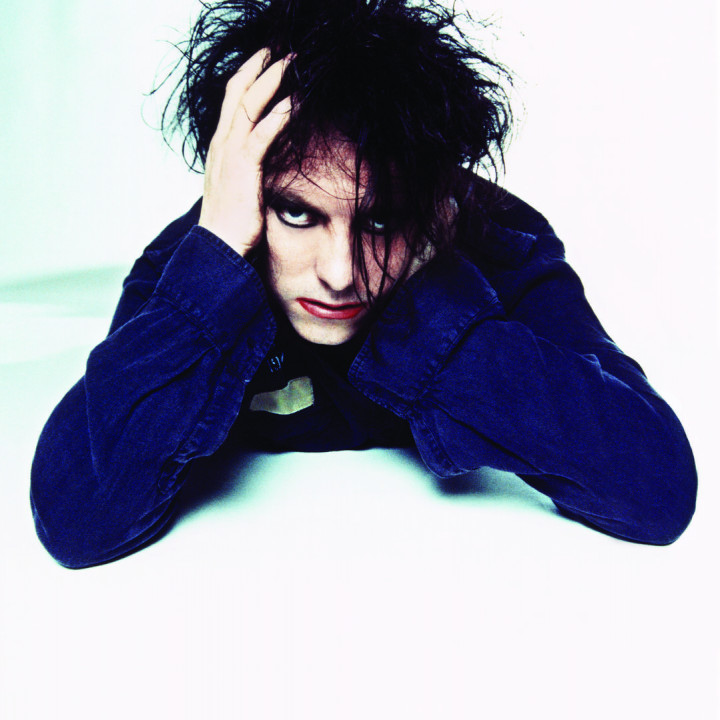 The Cure – Pressefotos 2004