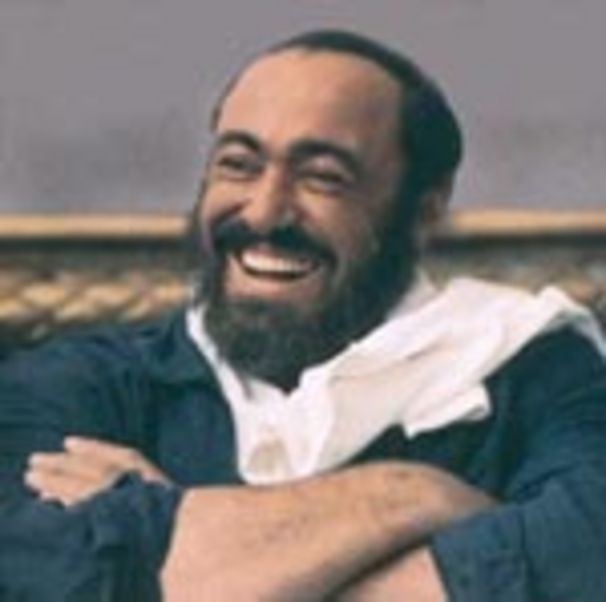 Luciano Pavarotti, Und tschüss!