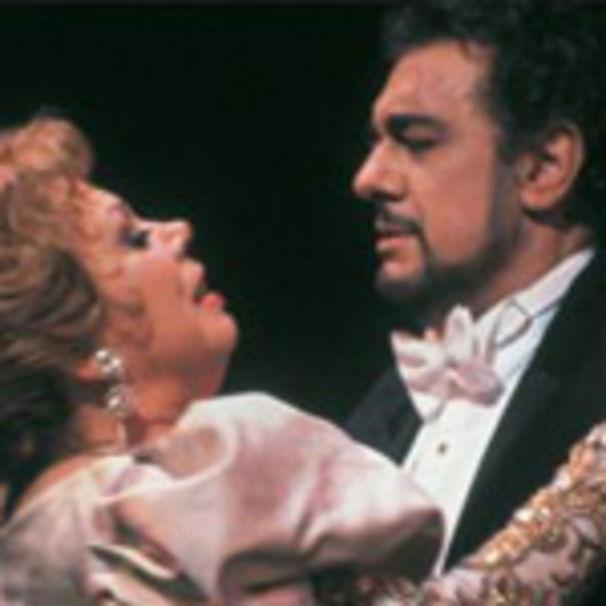 Plácido Domingo, Königliches Opernpaar