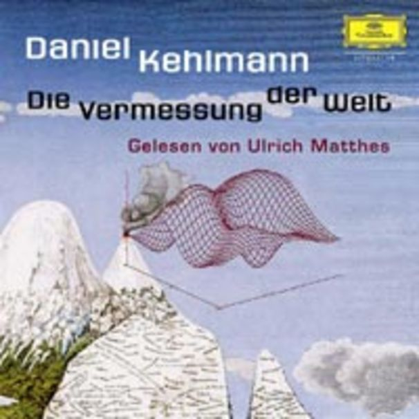 Daniel Kehlmann, Das große Abenteuer