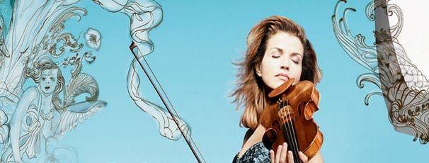 Anne-Sophie Mutter, Mutter eröffnet das Mozart-Jahr