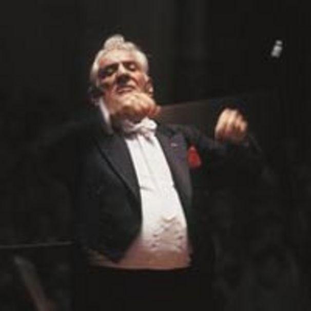 Leonard Bernstein, Schelm am Pult