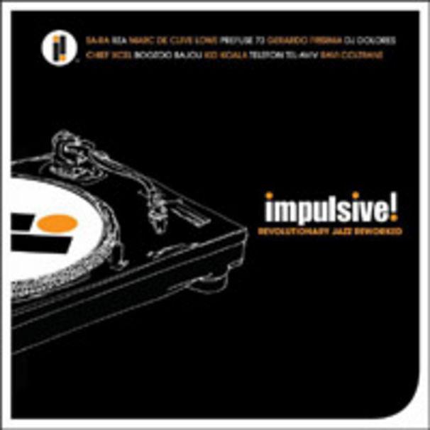 Various Artists, Impulsive! / Revolutionary Jazz Remixed - Vinyl