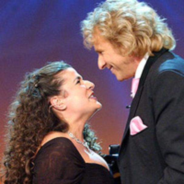 Cecilia Bartoli, Bartoli und Gottschalk
