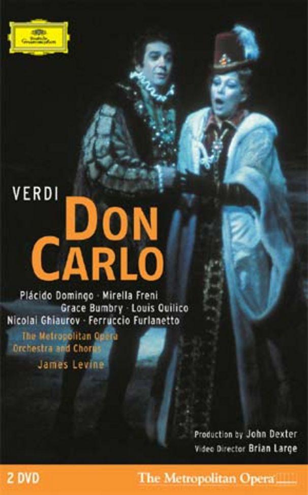 Giuseppe Verdi, Verdi - Don Carlo: Mehr als Melancholie