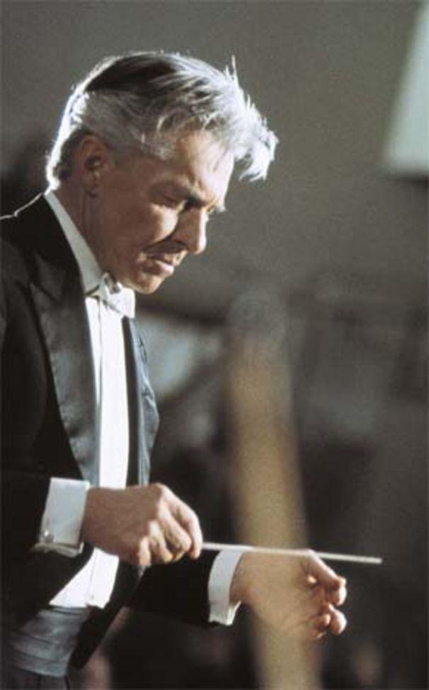 Herbert von Karajan, Herbert von Karajan - Nationalhymnen: Einigkeit