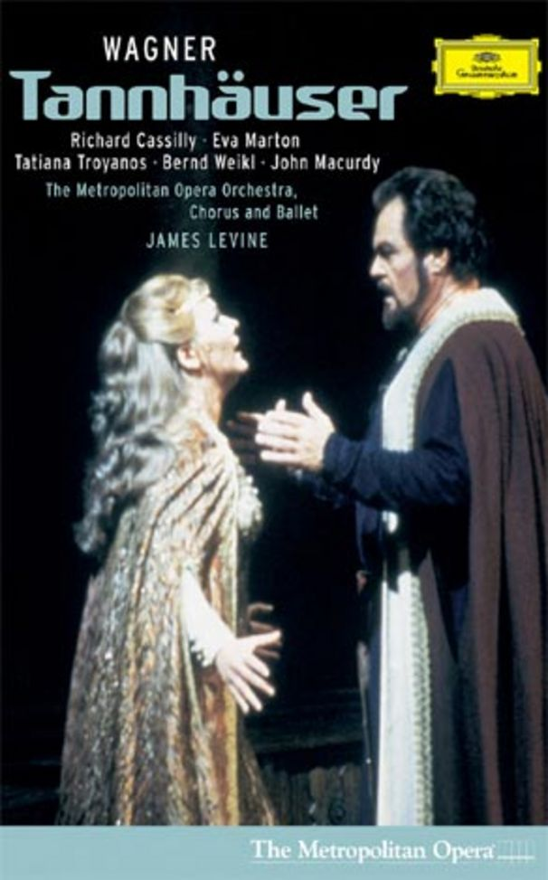 Richard Wagner, R.Wagner: Tannhäuser - Die Tücken des Eros