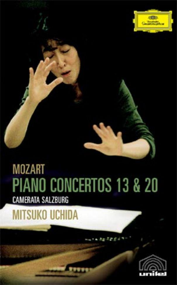 Mitsuko Uchida, Mitsuko Uchida - Mozart Konzerte: Geschmack und Gefühl