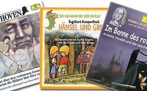 Klassik für Kinder erzählt von Karlheinz Böhm, Klassik für Kinder