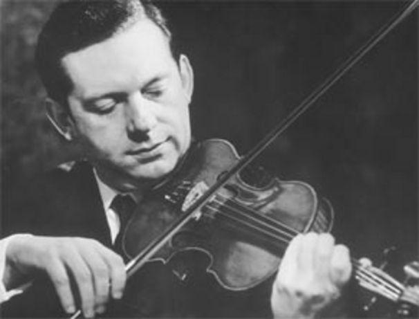 Johann Sebastian Bach, The Originals - Bach, Grumiaux: Vorn dabei