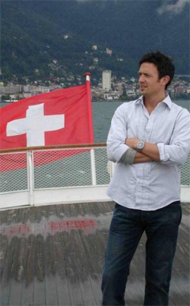 Till Brönner, Ein Tag in Montreux