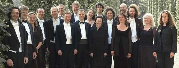 Concerto Köln auf Tour
