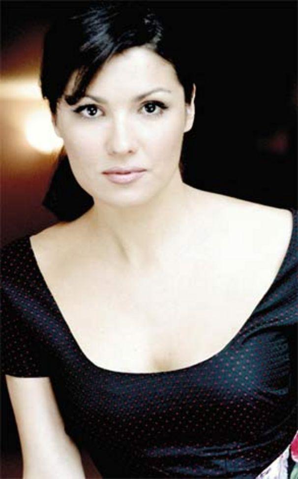 Anna Netrebko, Anna Netrebko als Susanna - Mozarts Le Nozze di Figaro live in der ARD
