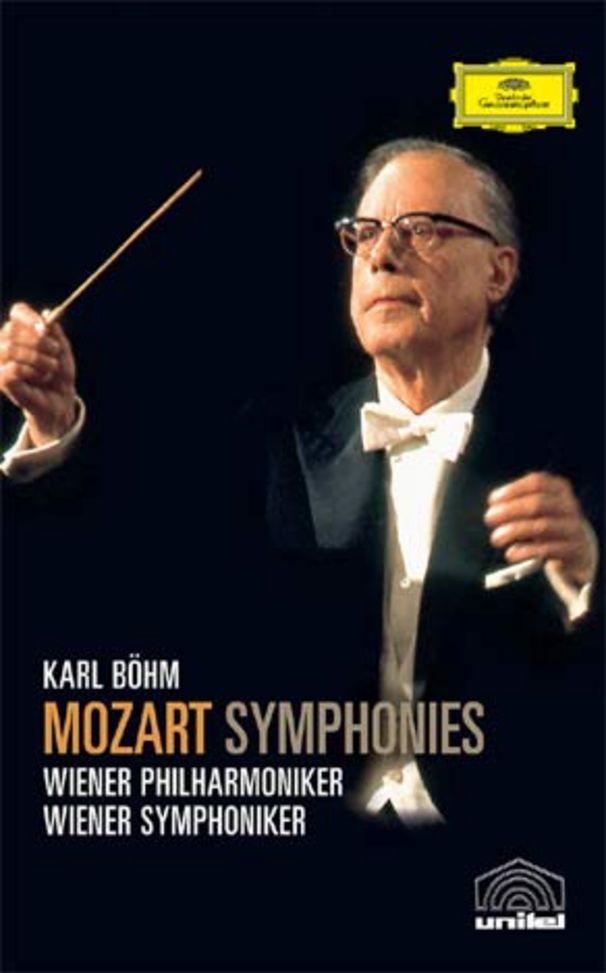 Karl Böhm, Karl Böhm - Mozart-Box: Alte Schule