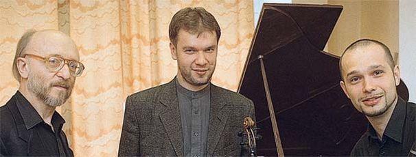 Alexei Lubimov, Farbenspiel