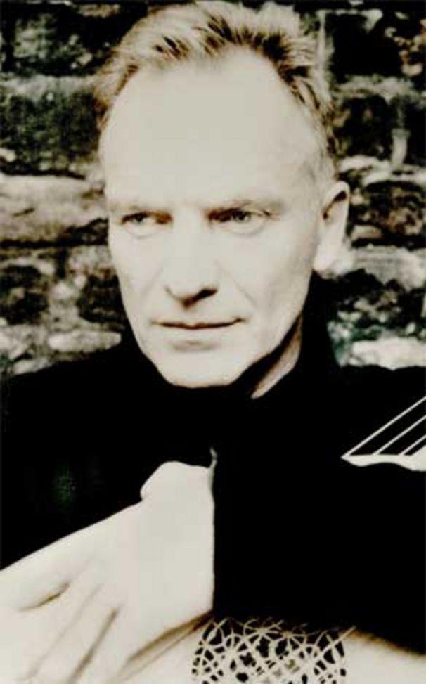 Sting, Inside Dowland