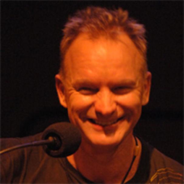 Sting, Sting beim Deutschlandfunk