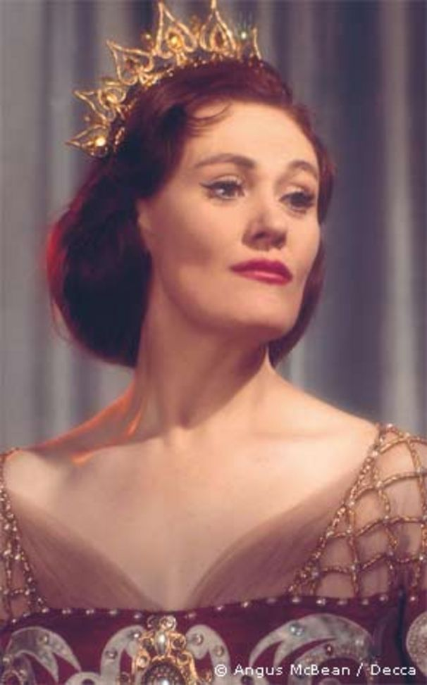 Joan Sutherland, Die Königin der Stimme