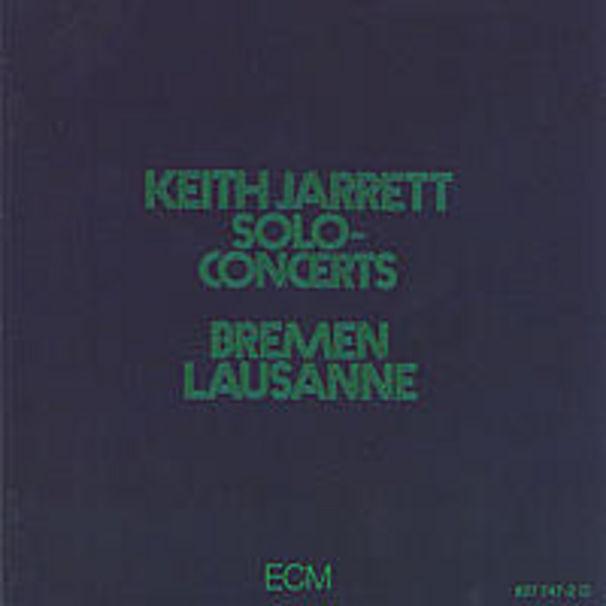 Keith Jarrett, Keith Jarrett - Solo Concerts Bremen/Lausanne