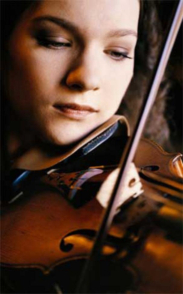Hilary Hahn, Der Lockruf der Geige