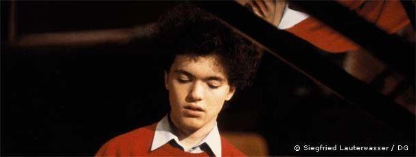 Evgeny Kissin, Der junge Klaviergott